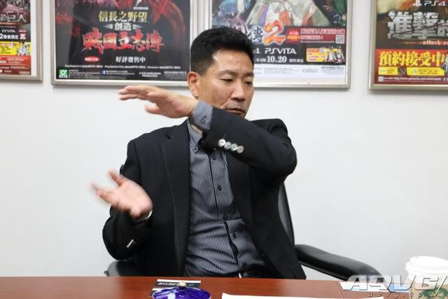 KT品牌总监谈《真三国无双8》 ω-Force史上预算最大作