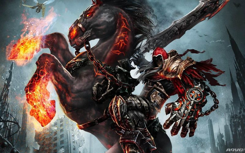 《暗黑血统:战神版》将于5月23日登陆WiiU平台