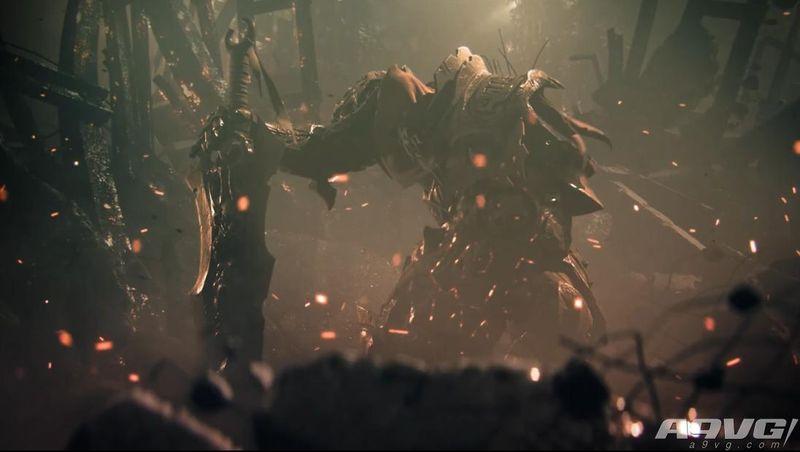THQ Nordic意外放出Switch版《暗黑血统:战神版》预告片