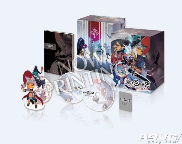 《魔女与百骑兵2》繁体中文版发售日确定为5月25日