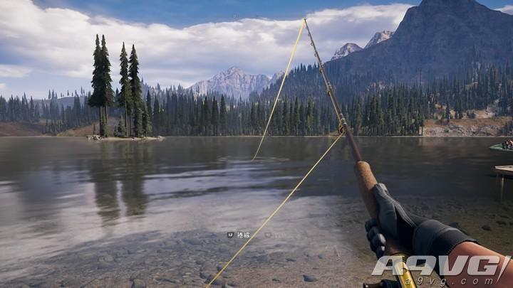 《孤岛惊魂5》全鱼竿获得方法 FC5所有鱼竿怎么拿