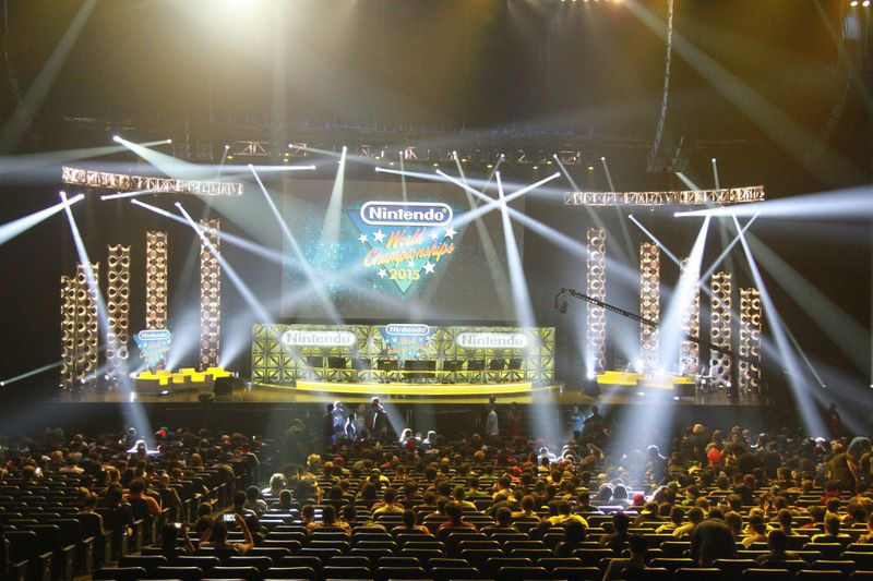 A9VG现场特别报道:任天堂世界锦标赛全记录