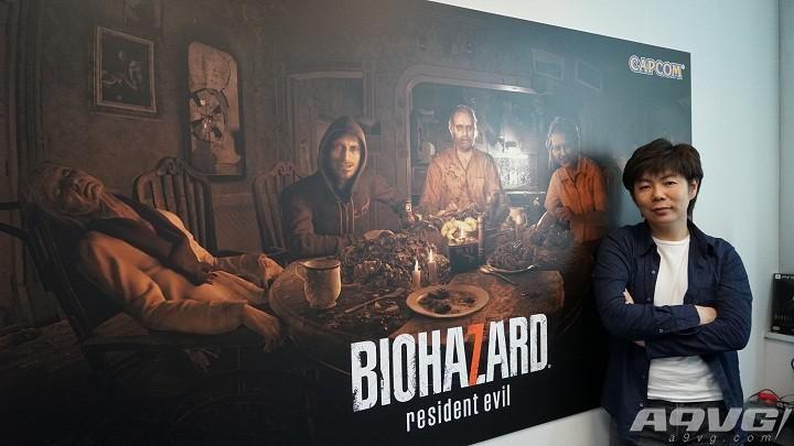 独家专访《生化危机7》制作人川田将央:游戏已完成99% 通关时间不超过20小时