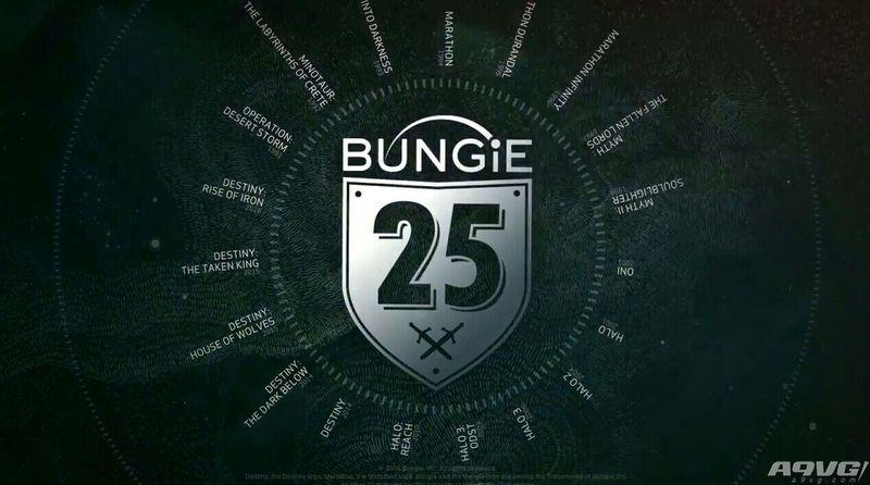 Bungie迎25周年 《命运》胜利时刻活动上线