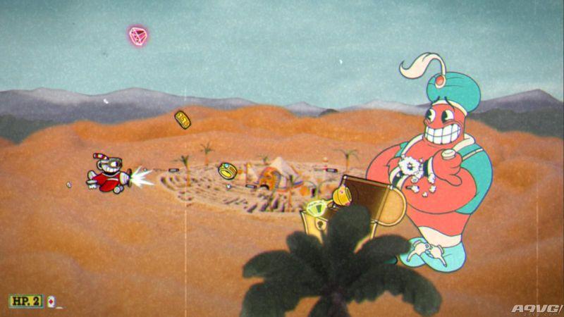 《茶杯头》评测:不止于画面 别忘记这是一款动作游戏