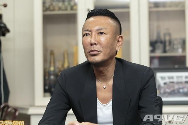 名越稔洋透露今年会有《如龙》系列新内容公开