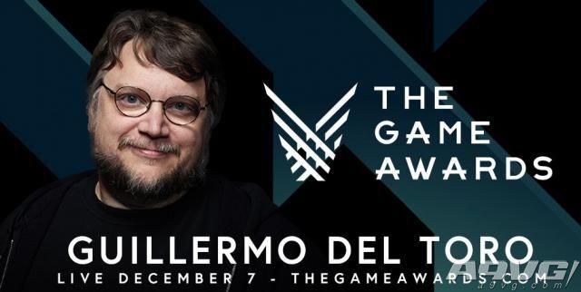 小岛秀夫与吉尔莫德尔托罗将出席TGA颁奖典礼