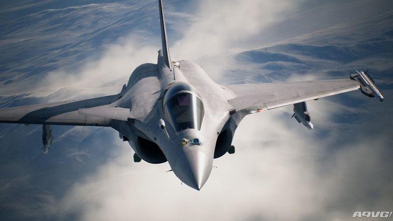 《皇牌空战7》全冠名机出现条件一览 全冠名机击坠奖杯攻略
