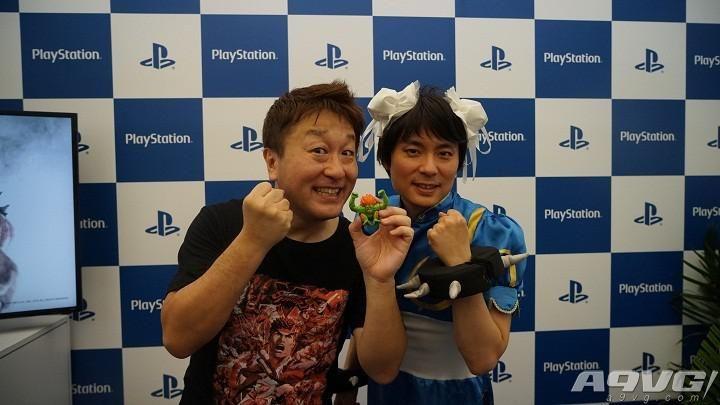 《街霸5》制作人小野义德采访 游戏未来走向以玩家反馈为主