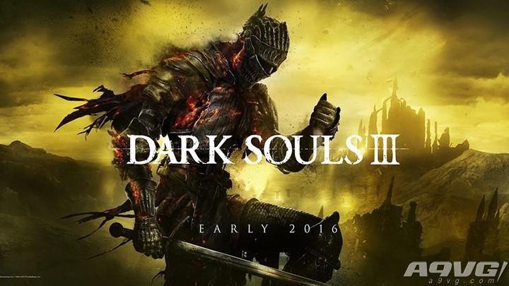 《黑暗之魂3》繁体中文版将在明年4月推出