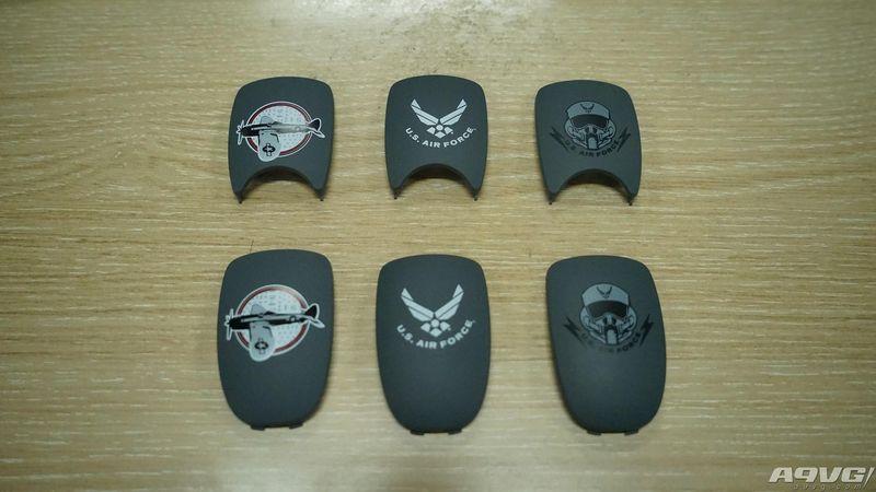 图马思特空军版耳机开箱 更具简约气质的全能型游戏耳机