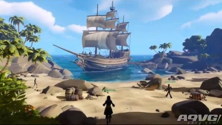 《盗贼之海》专访:一个你能留下只属于自己故事的地方