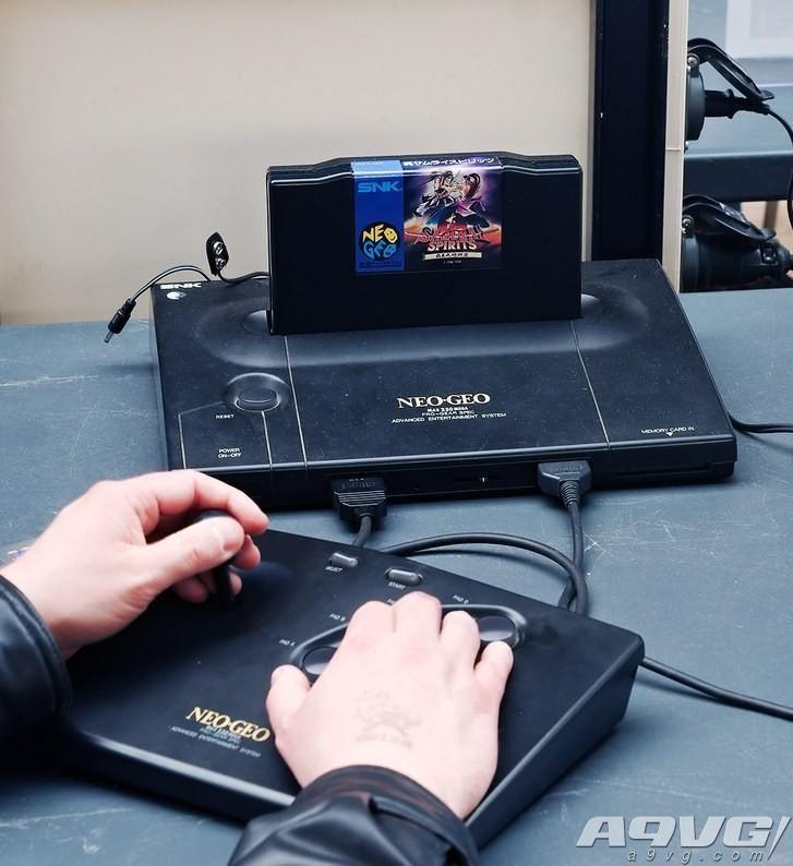 SNK宣布将推出收录NEOGEO热门经典游戏的新游戏主机