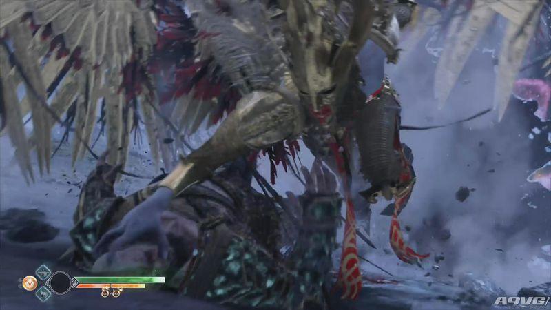 《战神4》全女武神心得打法攻略 英灵的决定者奖杯攻略