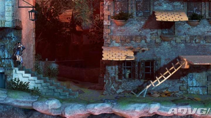 《血污 夜之仪式》新游戏画面公开 展示村庄关卡