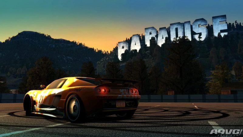 《火爆狂飙:天堂 重制版》正式公布 3月16日登陆PS4和XB1