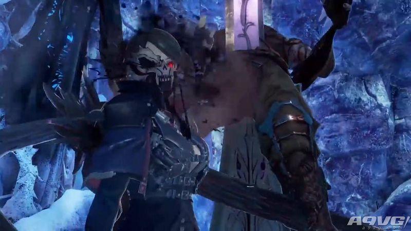 《噬血代码》公开吸血牙装Hounds与Ivy介绍短片