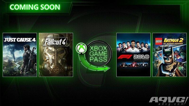 Xbox Game Pass 3月新游速递:《正当防卫 4》等加入