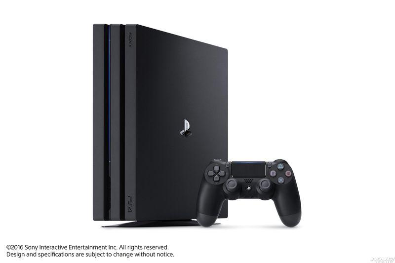 港版PS4 Pro将于10月13日开启网上预售 售价3180港币
