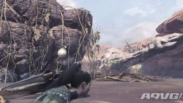 《怪物猎人世界》官方宣传视频第二弹发表 沙漠区域和新怪物公开