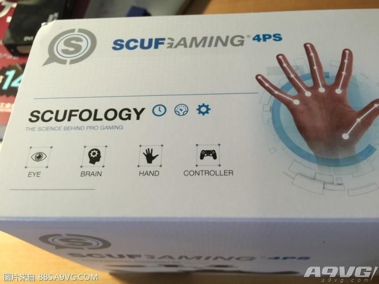 Scufgaming PS4专业电竞手柄评测