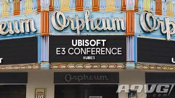 育碧公布2018 E3参展阵容 含《超越善恶2》《全境封锁2》