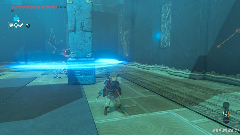 《塞尔达传说荒野之息》剑之试炼中位挑战要点攻略