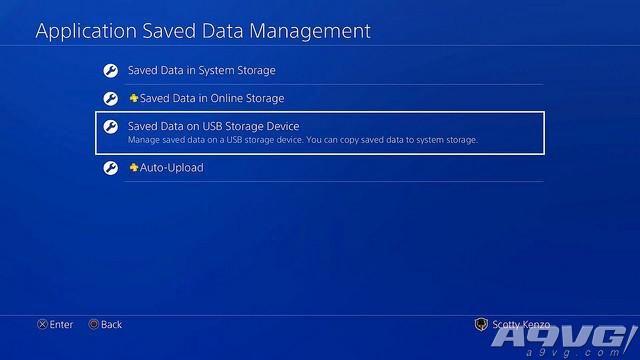 PS4系统升级4.50内容公布 支持外置硬盘与自定义壁纸等功能