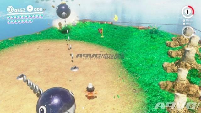 《超级马里奥奥德赛》瀑布国月亮全收集攻略