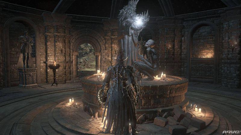 《黑暗之魂3:轮环之都》全道具武器入手位置一览