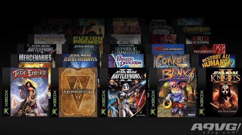 微软公布新一批初代Xbox向下兼容游戏 包含《铁甲飞龙》