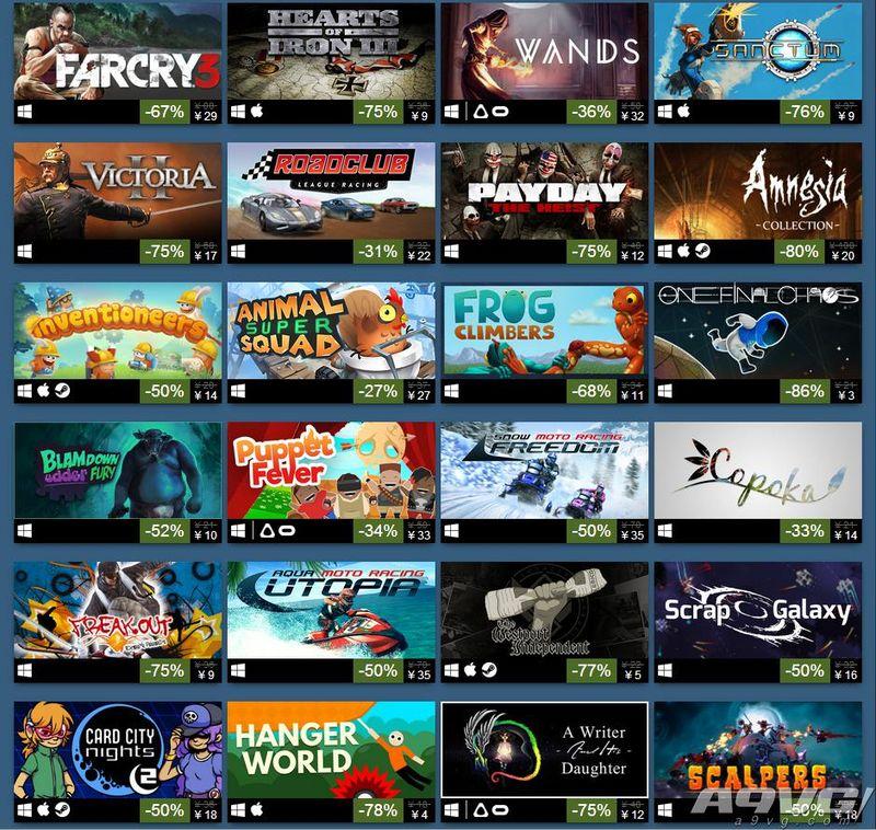 6月7日Steam优惠推荐:瑞典厂商专场、《赛车计划2》