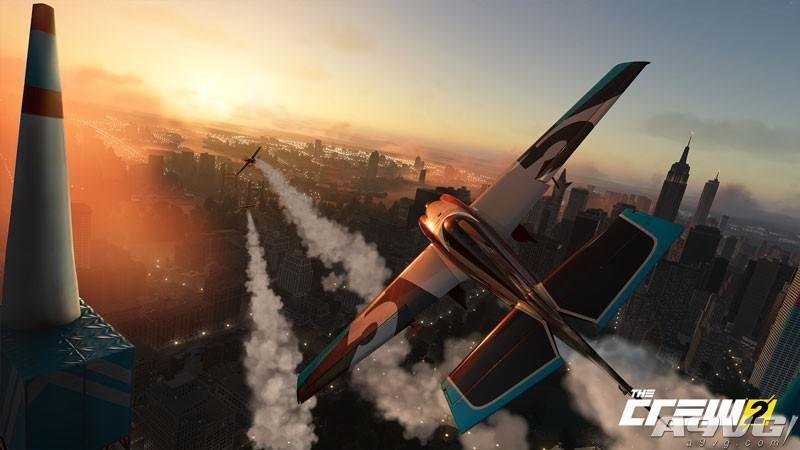 《飙酷车神2》公开 2018年初发售