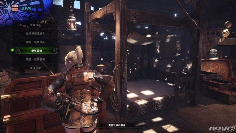 《怪物猎人 世界》中文版试玩视频与海量繁中画面截图