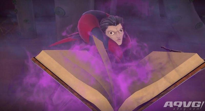 《Fate/EXTELLA LINK》兰斯洛特与吉尔德雷宝具演示视频
