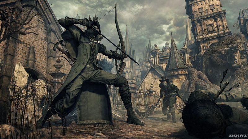 《血源诅咒:老猎人》相关问答
