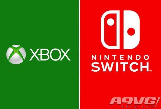 传闻:微软计划和任天堂合作 将Xbox游戏和服务带到Switch