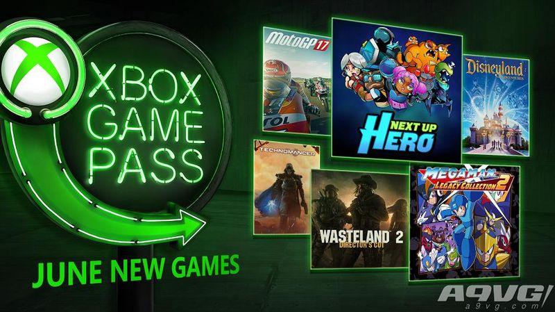 Xbox Game Pass 6月游戏阵容公布:《废土2》等加入