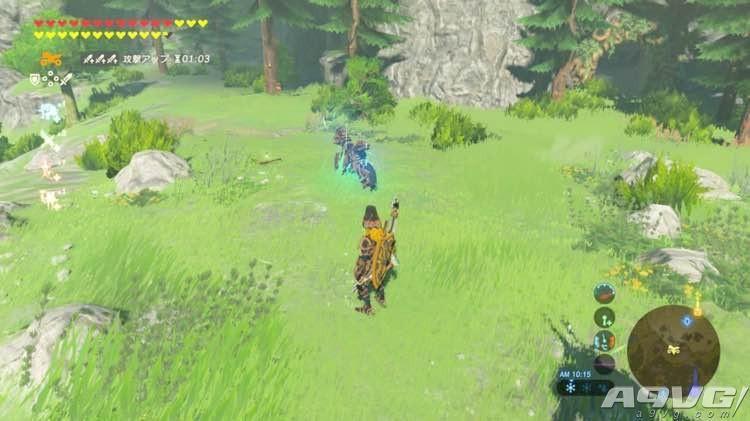 《赛尔达传说:旷野之息》DLC2「英杰之诗」图文攻略