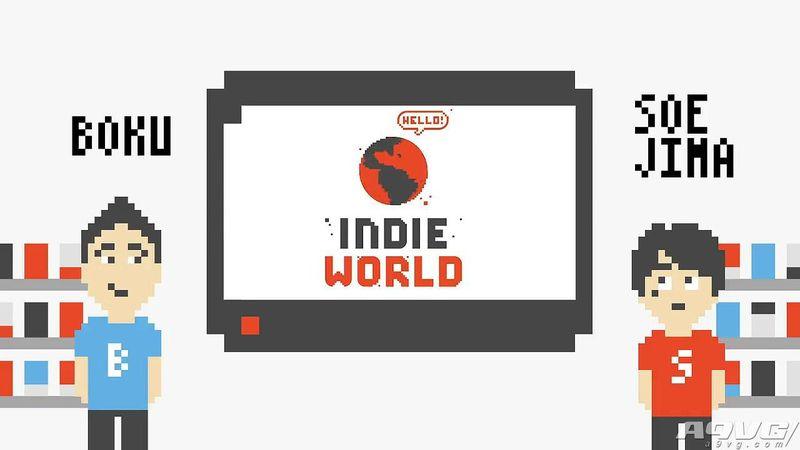 任天堂开设独立游戏频道并公开2018年NS独立游戏介绍视频