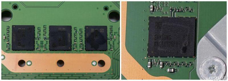 新型号PS4 Pro拆解及新旧型号对比 内部元件与工艺小改