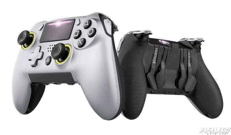 详解PS4竞技手柄Vantage 它或许可以帮助你提升游戏水平