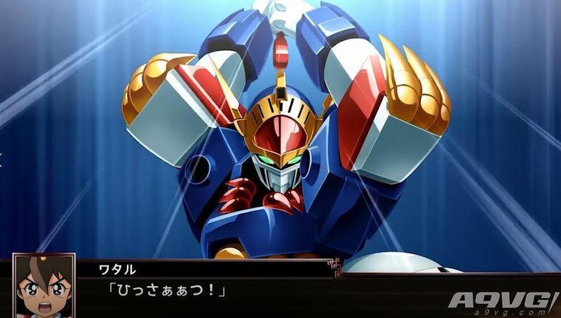 《超级机器人大战X》全机体战斗动画合集 更新至魔神凯撒