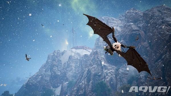 THQ Nordic开放世界ARPG新作《生化变种》正式公布