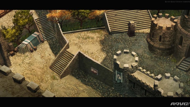 日系RPG《罗格朗的遗产:命运之歌》上架Steam平台