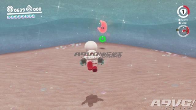 《超级马里奥奥德赛》湖之国月亮全收集攻略