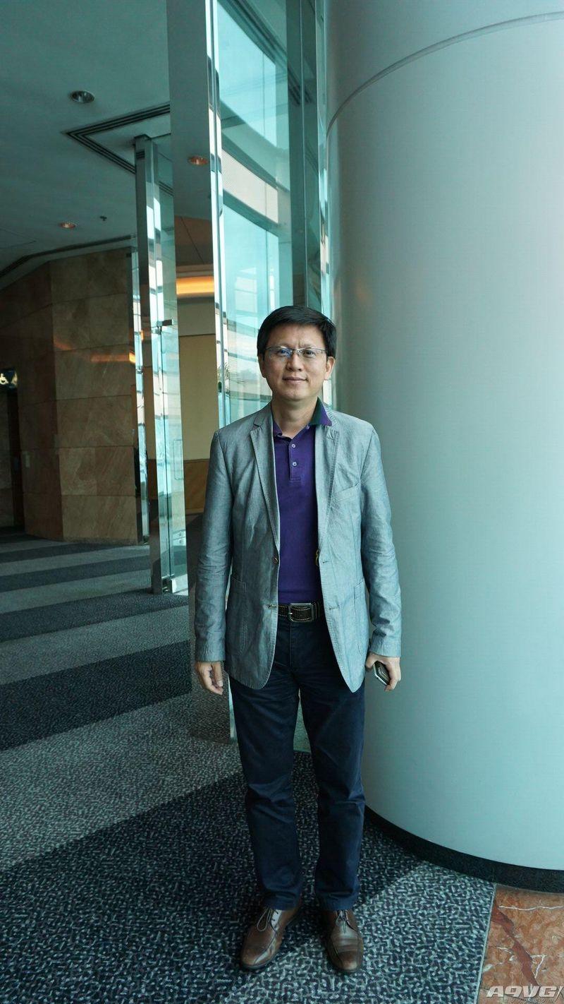 ACGHK2015:Koei Tecmo台湾地区副总经理刘政和采访
