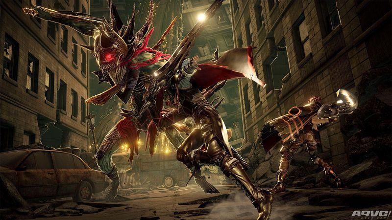 《噬血代码》最新宣传片公布发售日期 繁体中文版同步推出