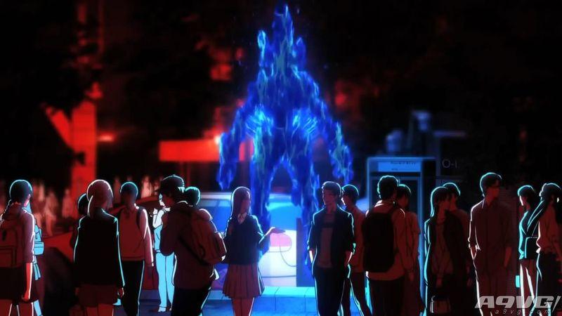 《女神异闻录5》动画版第二弹预告视频公布 明智吾郎出镜