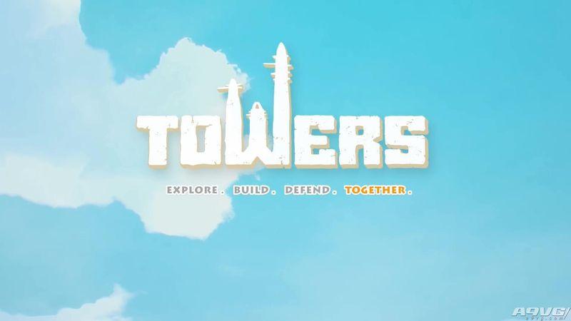 神秘游戏《Towers》公开预览视频 素质惊艳制作团队很迷